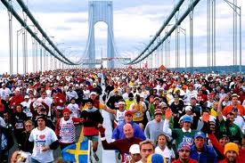 NYC Marathon Week - Would Love to Be There (2/5)