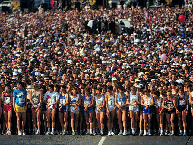 NYC Marathon Week - Would Love to Be There (5/5)