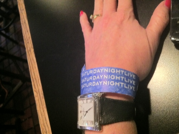 Wrist Band from SNL