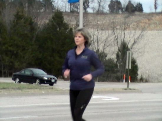 Training for first half marathon in 2010