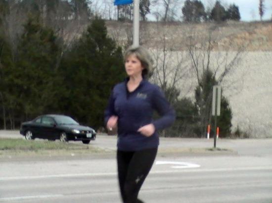 Training for first half marathon in 2010