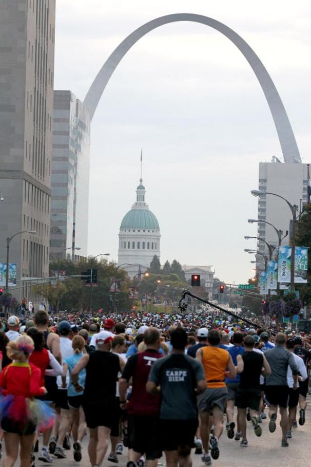 St. Louis Rock and Roll Marathon