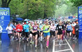 Amazed - First Half Marathon Article At 9,300 Views