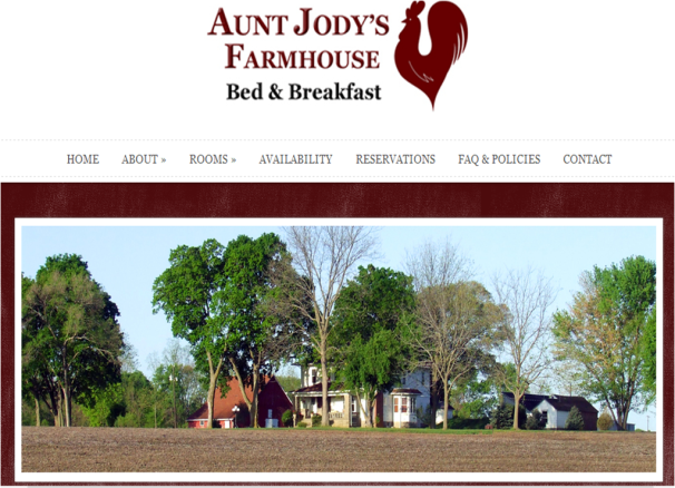 Our good friend Karla Lang ran a couple of legs on day 2 and then offered us a great spaghetti dinner at the end of the day.  Beautiful Bed and Breakfast.  Go to her website at http://www.auntjodysfarmhousebedandbreakfast.com/